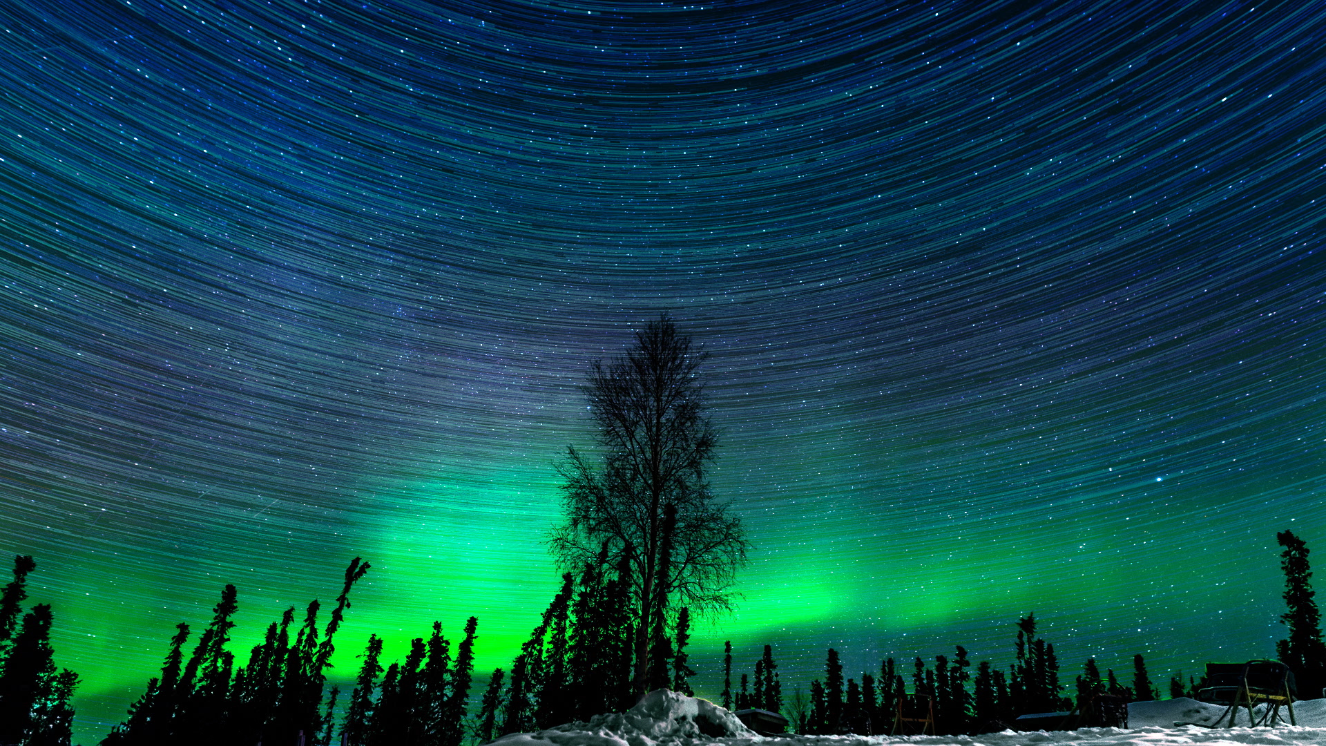 Night sky time lapse photography Time-lapse photography - Wikipedia