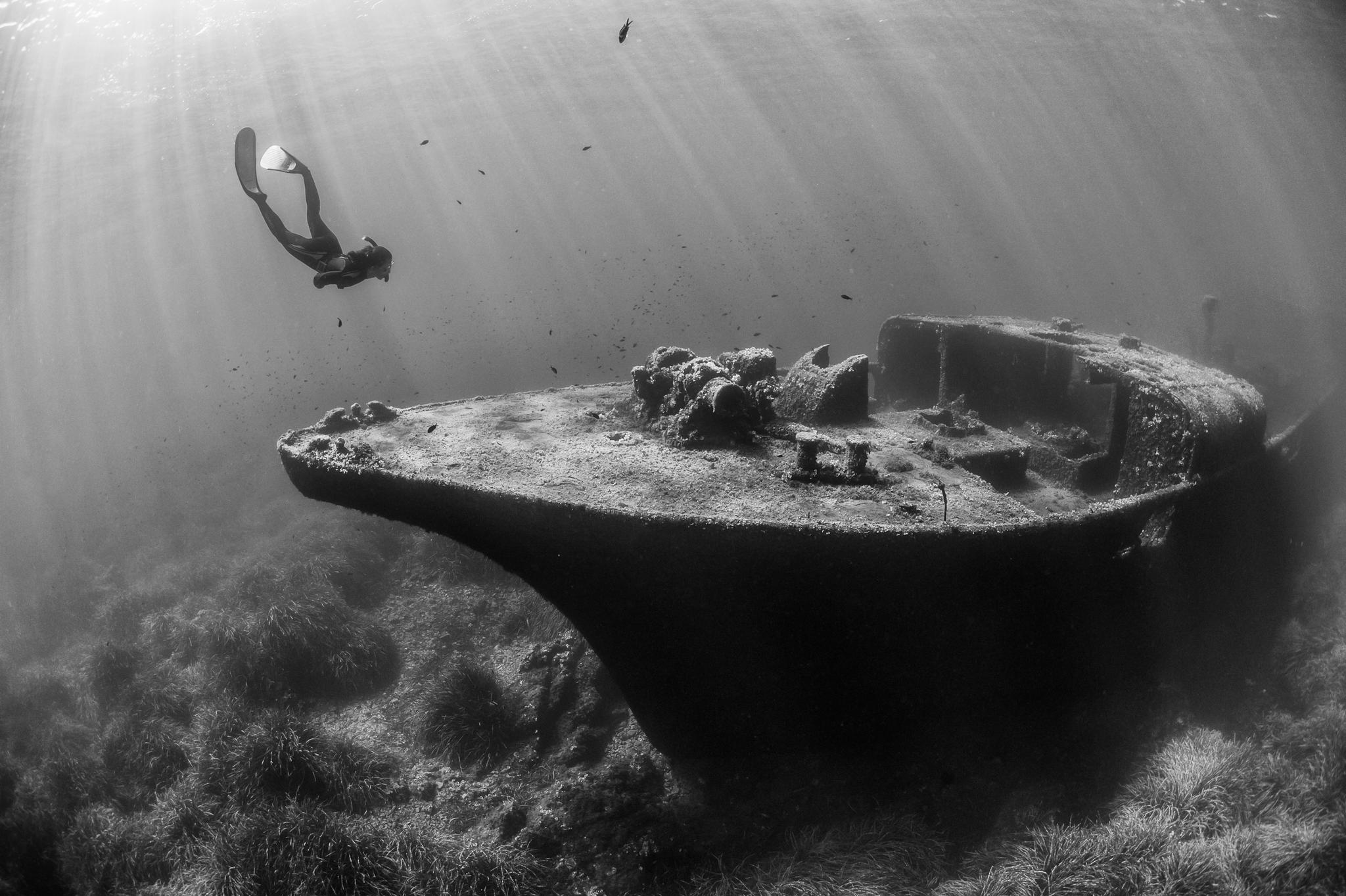 33 Incredible Wreck Dives That Will Give You Goosebumps