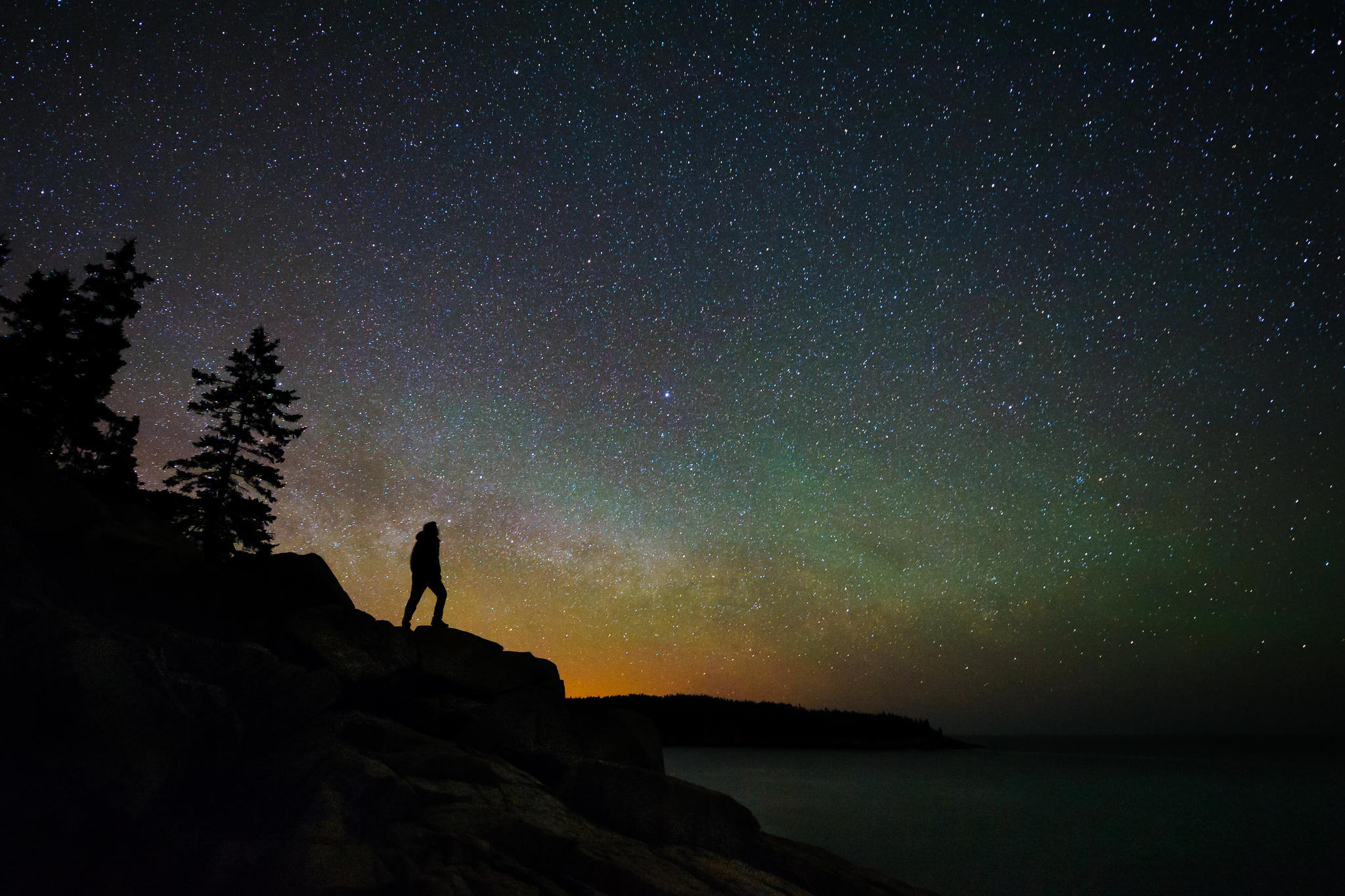 500px blog weekly monday contest the night sky