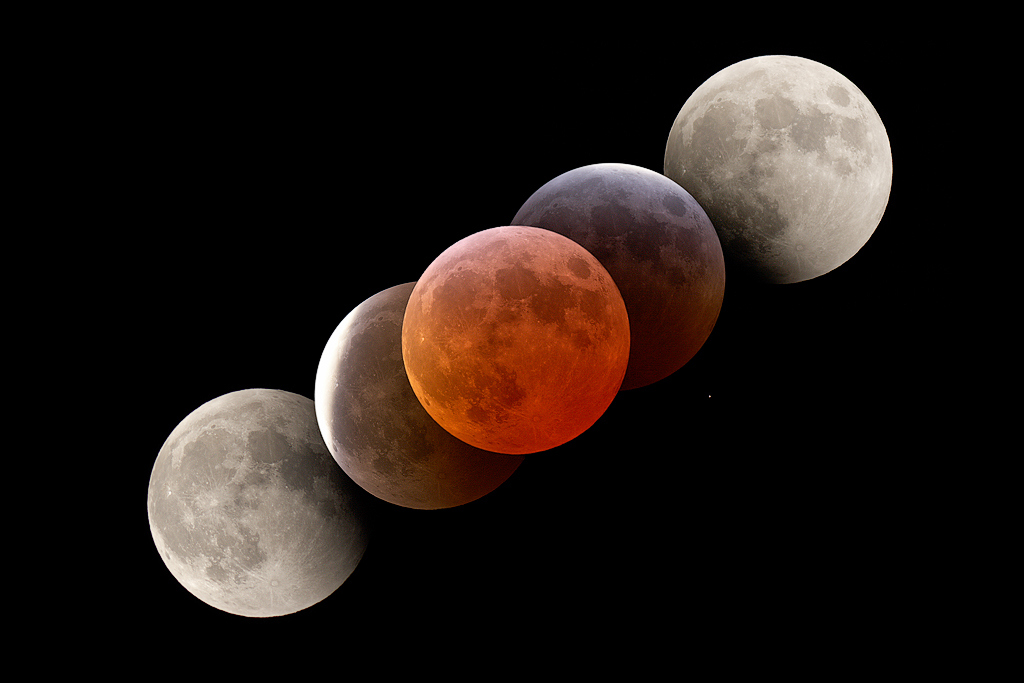 Try This Tonight: Photograph The Blood Moon