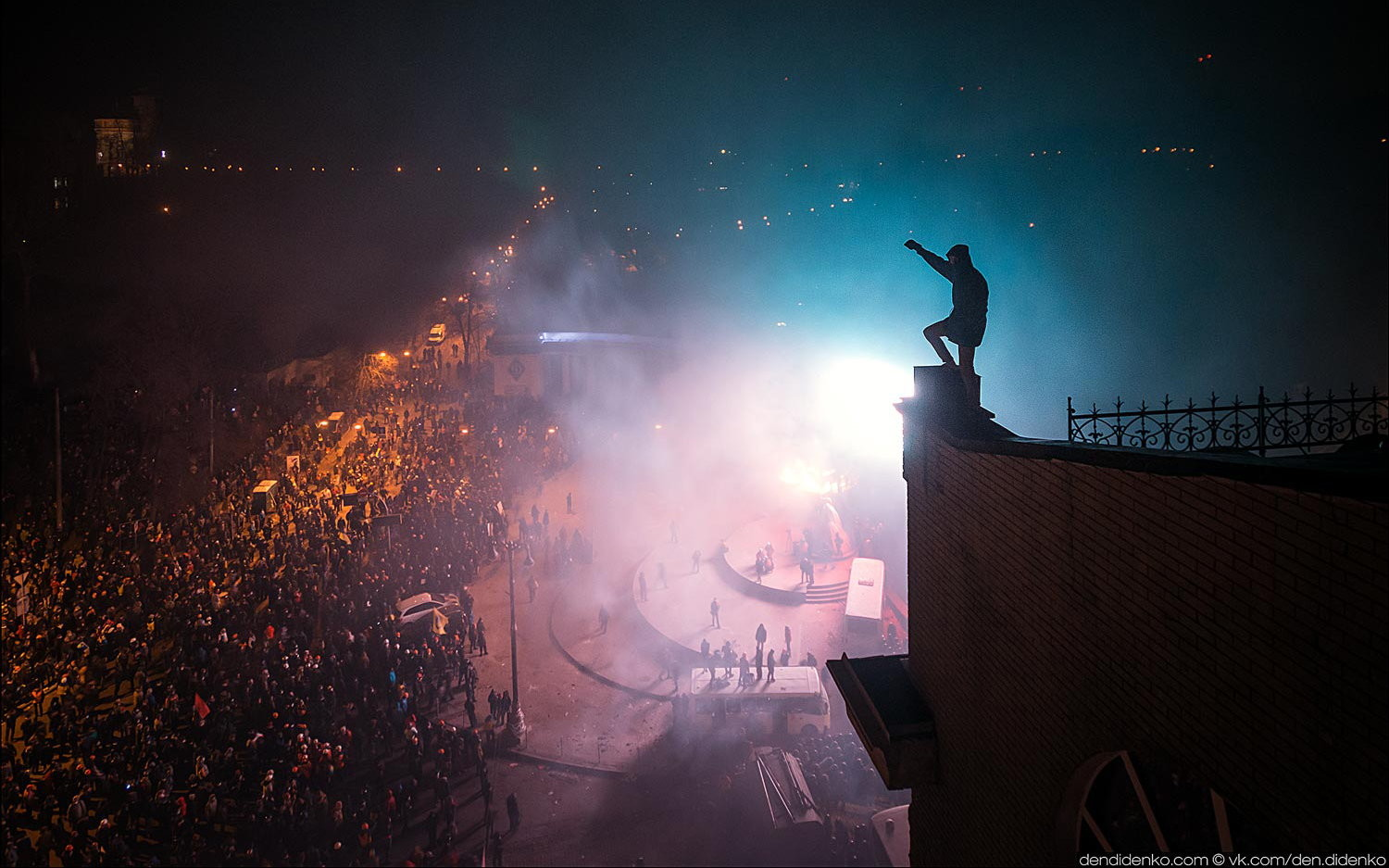 45 Remarkable Photos of Civil Unrest In Ukraine #Euromaidan