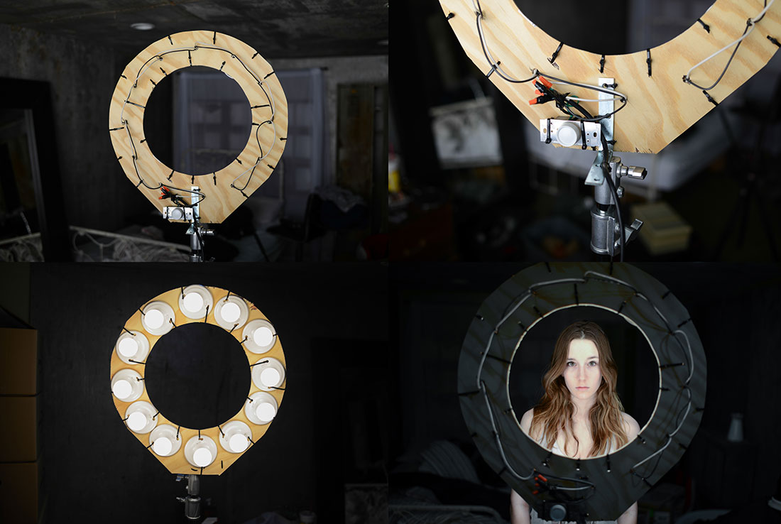 500px Blog 187 Diy How To Build Your Own Ring Light 500px