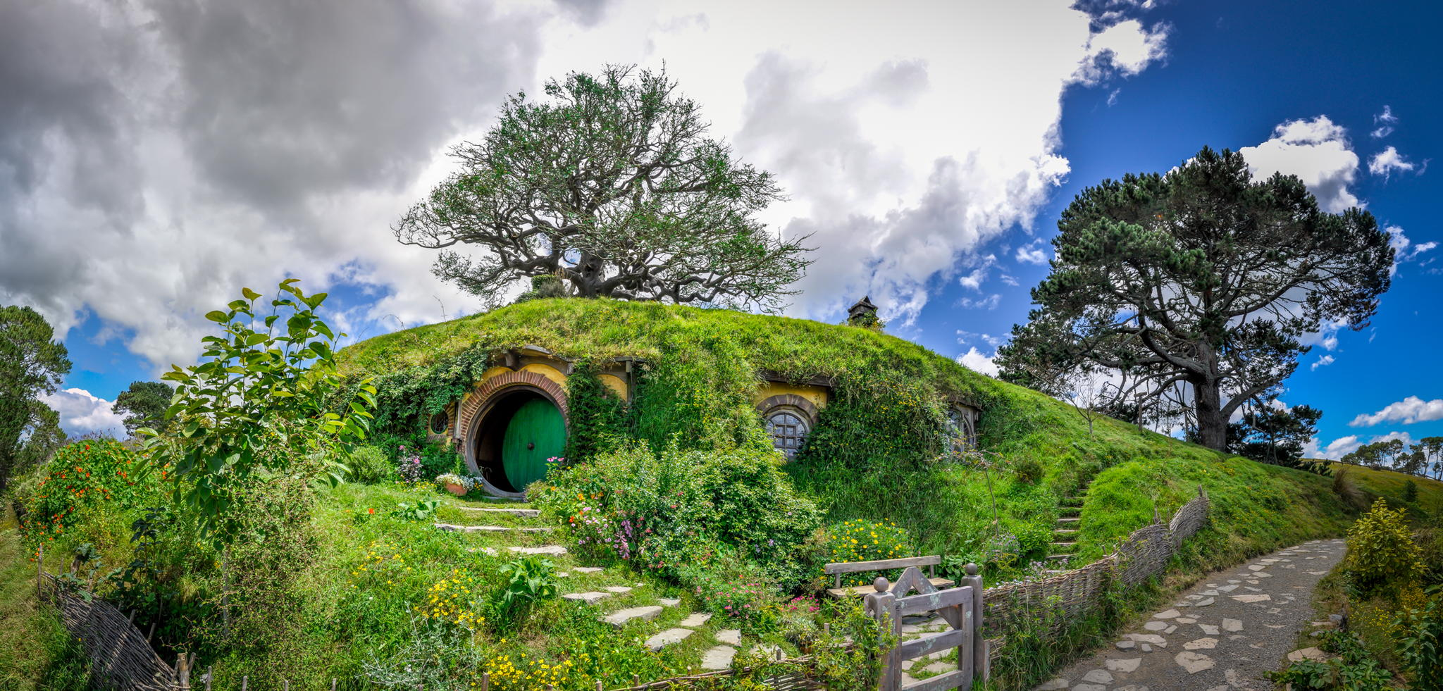 25 Fictional Places You Can Actually Visit In Real Life