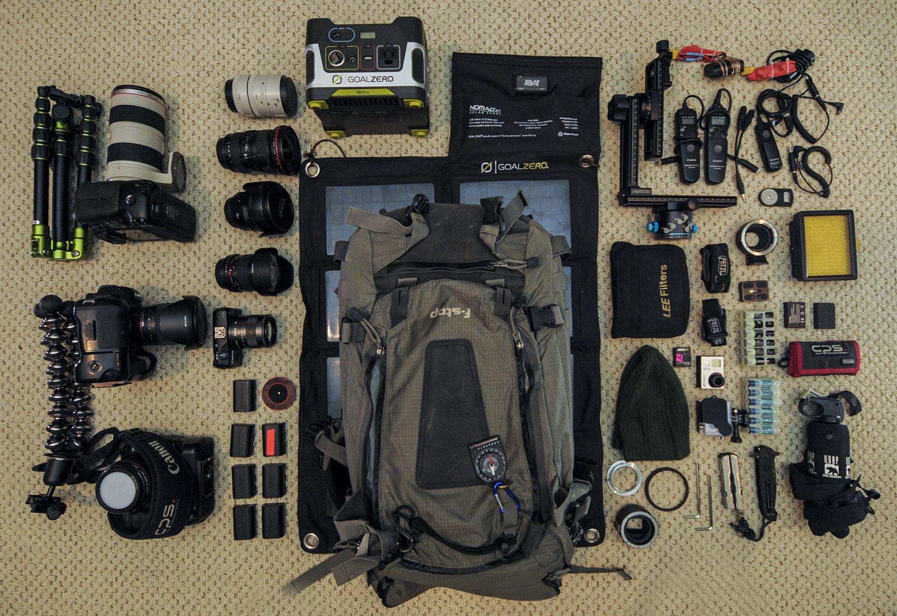tmophoto gear