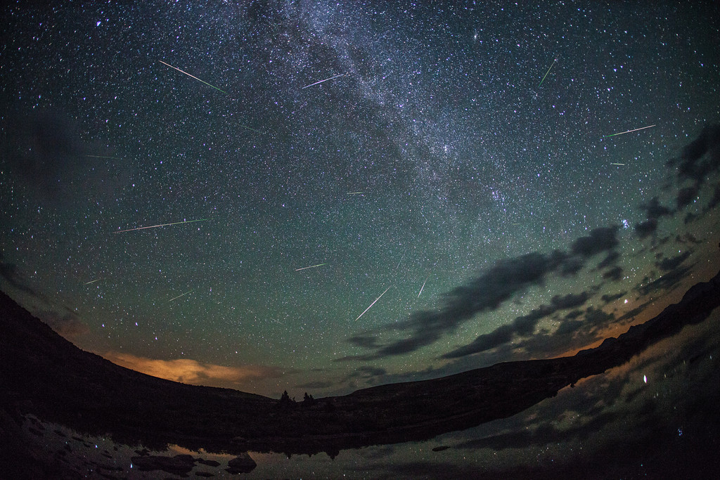 Your Guide To Photographing A Meteor Shower