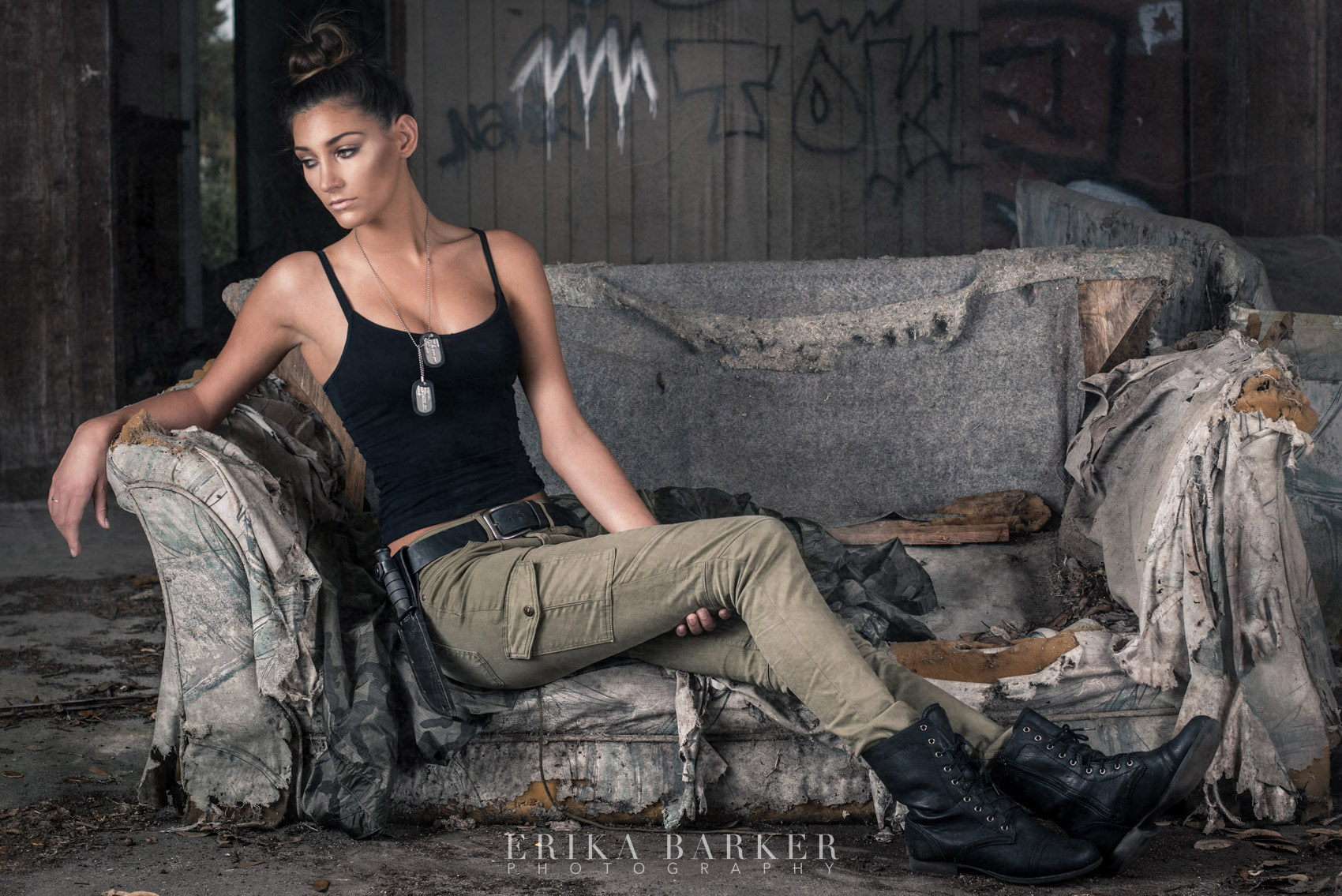 500px Interviews Veteran Combat Turned Studio Photographer Erika Barker