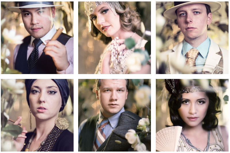 How To Create Dreamy Great Gatsby Portraits