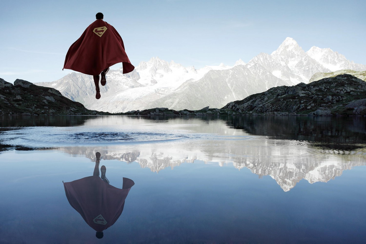 These Powerful Images Portray Your Favorite Superheroes In Moments Of Isolation