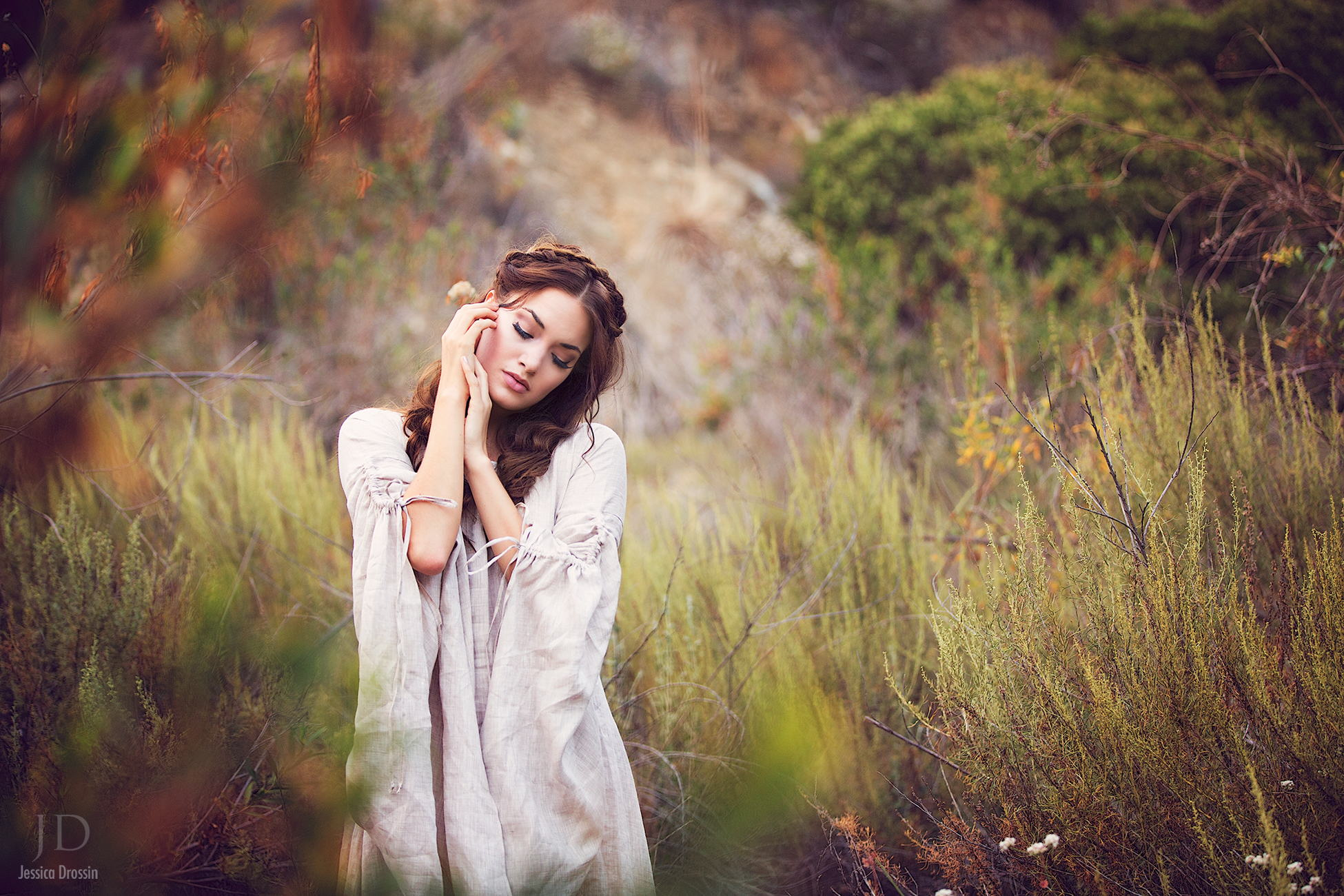Beautiful The Secrets To Shooting And Processing Natural Light Portraits
