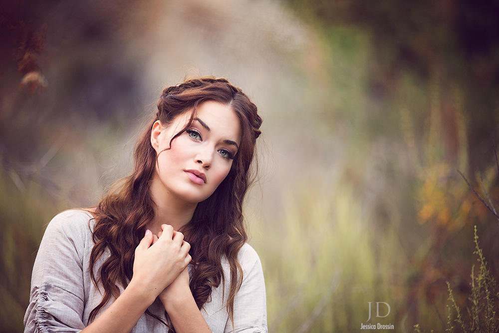 Creating Beautiful Natural Light For Portraits