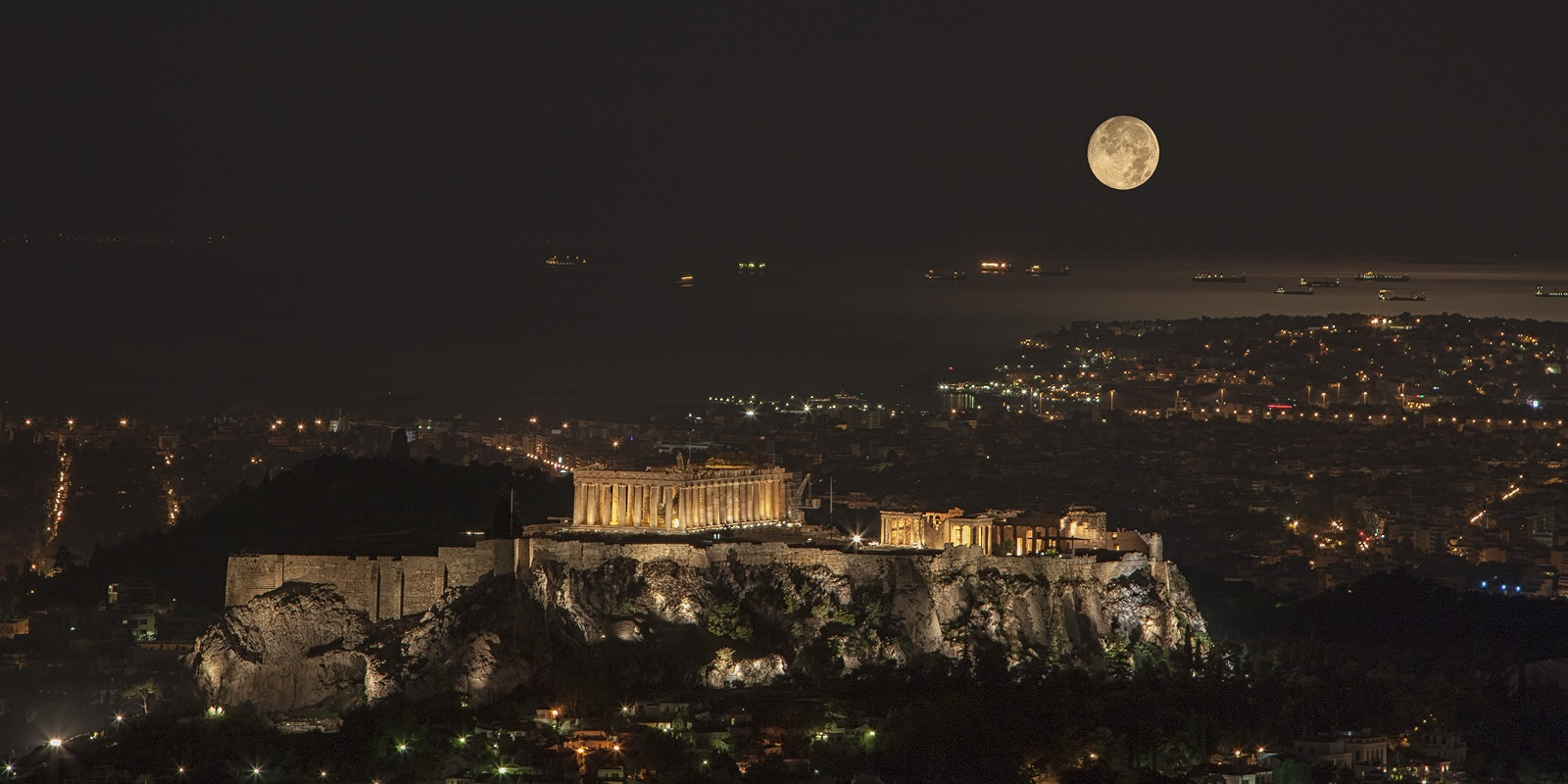 39 Stellar Supermoon Images You Need To See