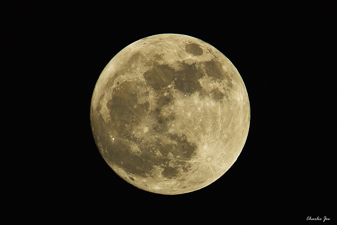 Weekend Photo Challenge: Show Us Your Supermoon Photos