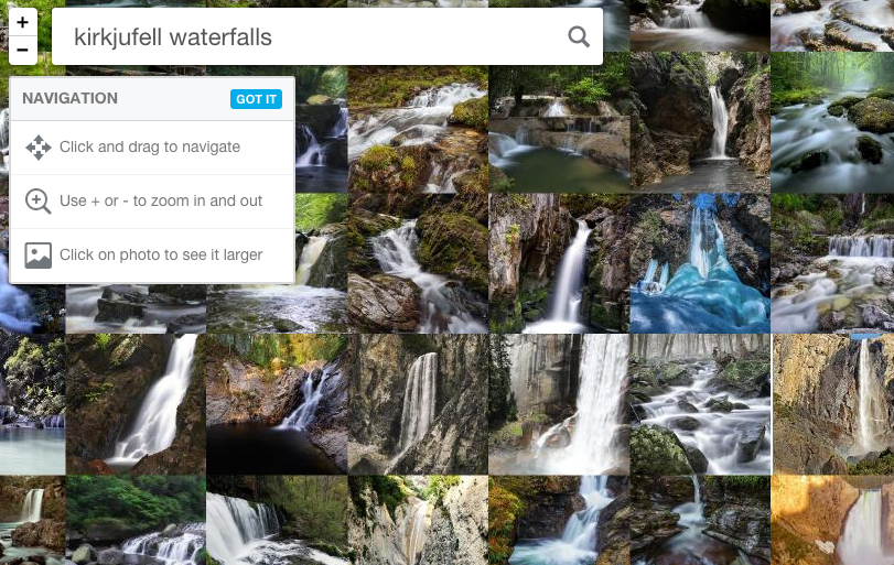 How to search for any photo on 500px Prime Visual Search