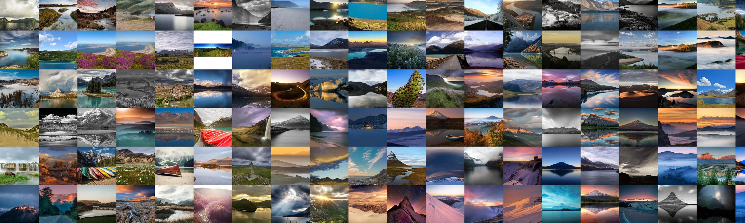 The World's Top Photos At A Glance With 500px Prime Visual Search