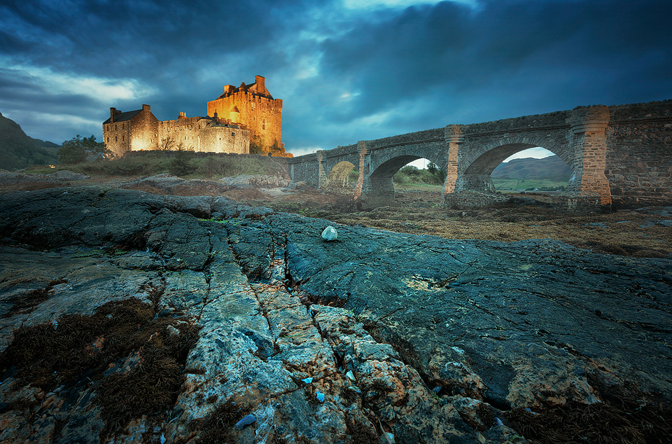 scottish-castle