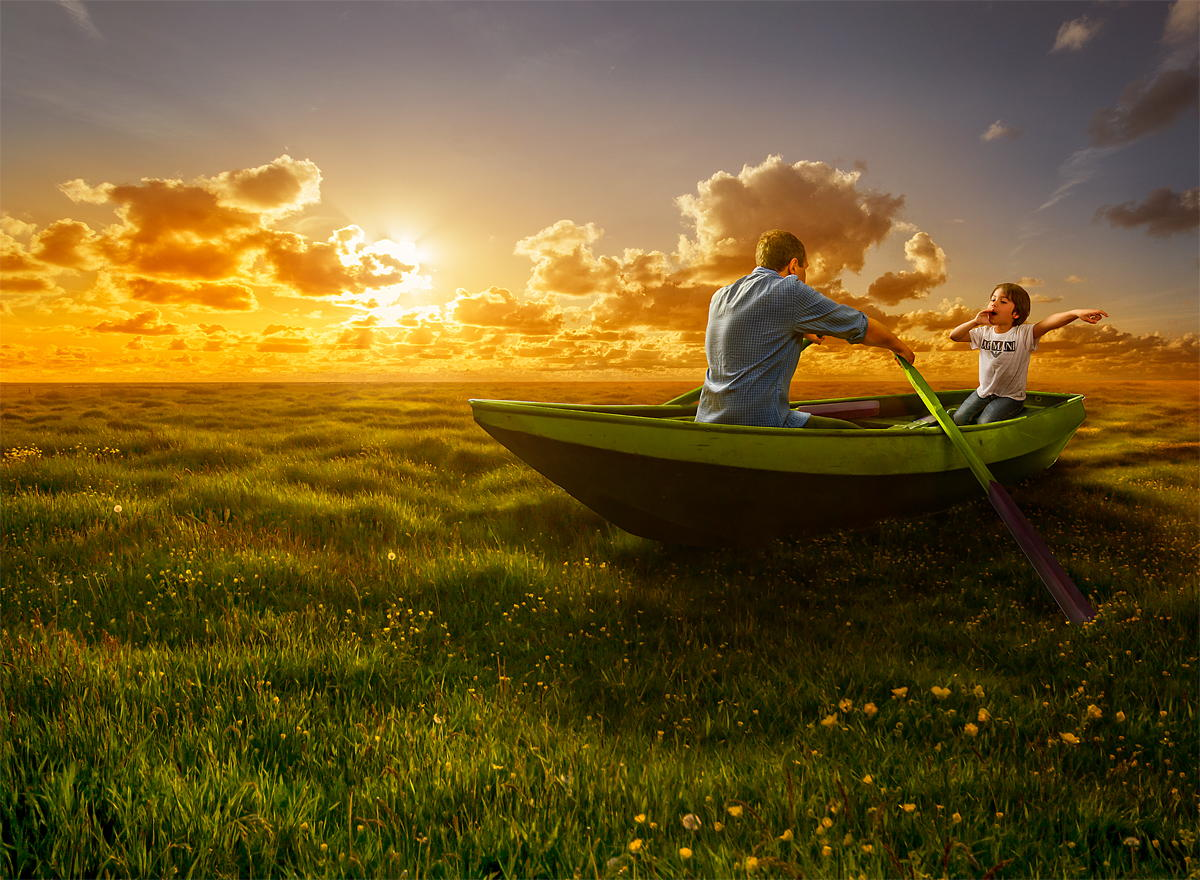 A Day In The Life Of Photographer & Digital Artist Adrian Sommeling