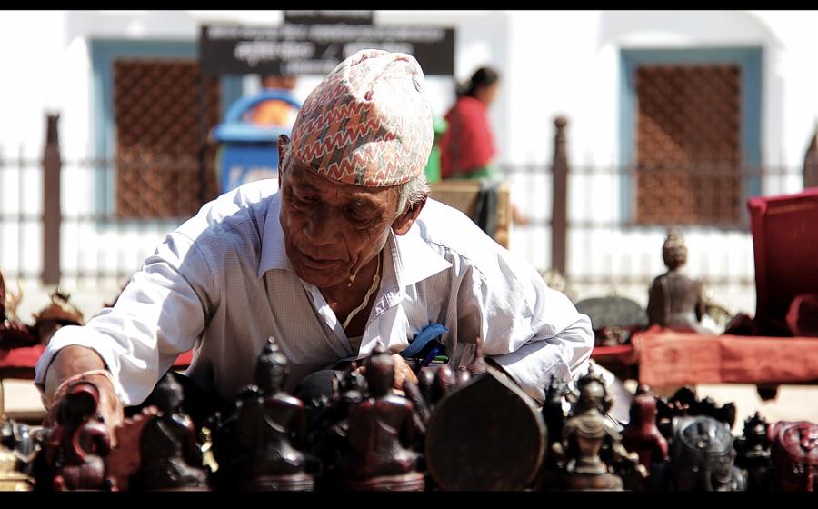 Untitled by Praneet Tulshyan - Kathmandu, Nepal