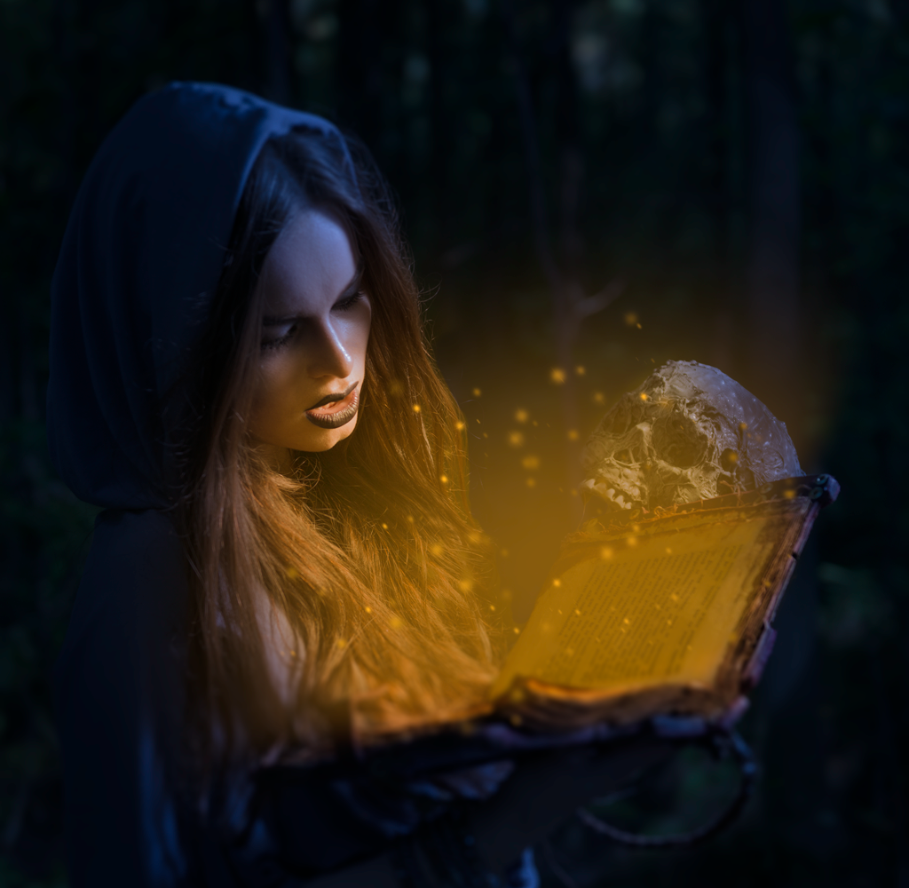 Conjure Spellbinding Effects With This Witch Photo Tutorial
