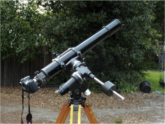 A basic Deep-sky imaging rig