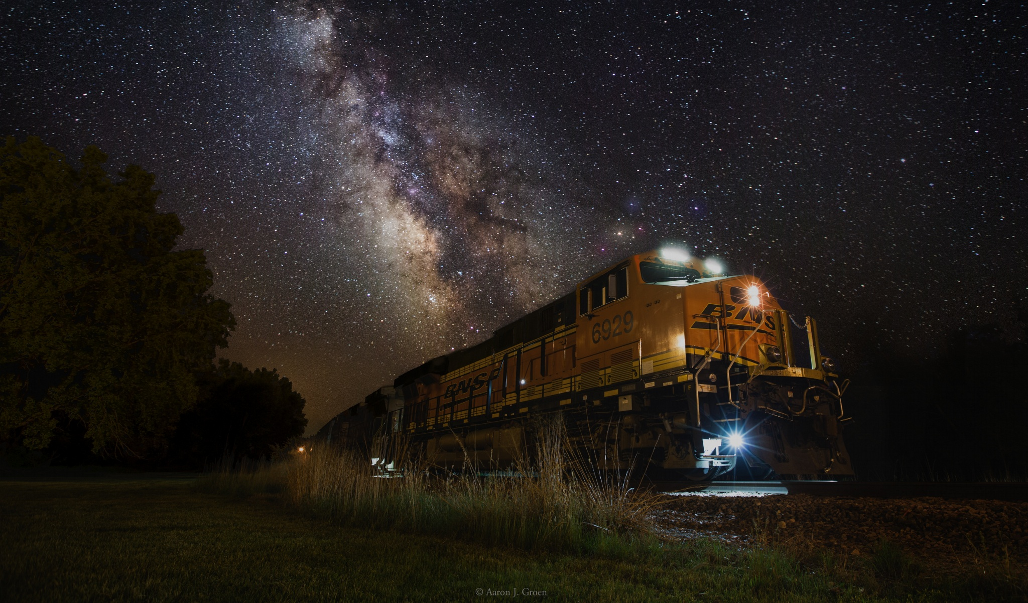A Day In The Life Of Pro Astrophotographer Aaron Groen