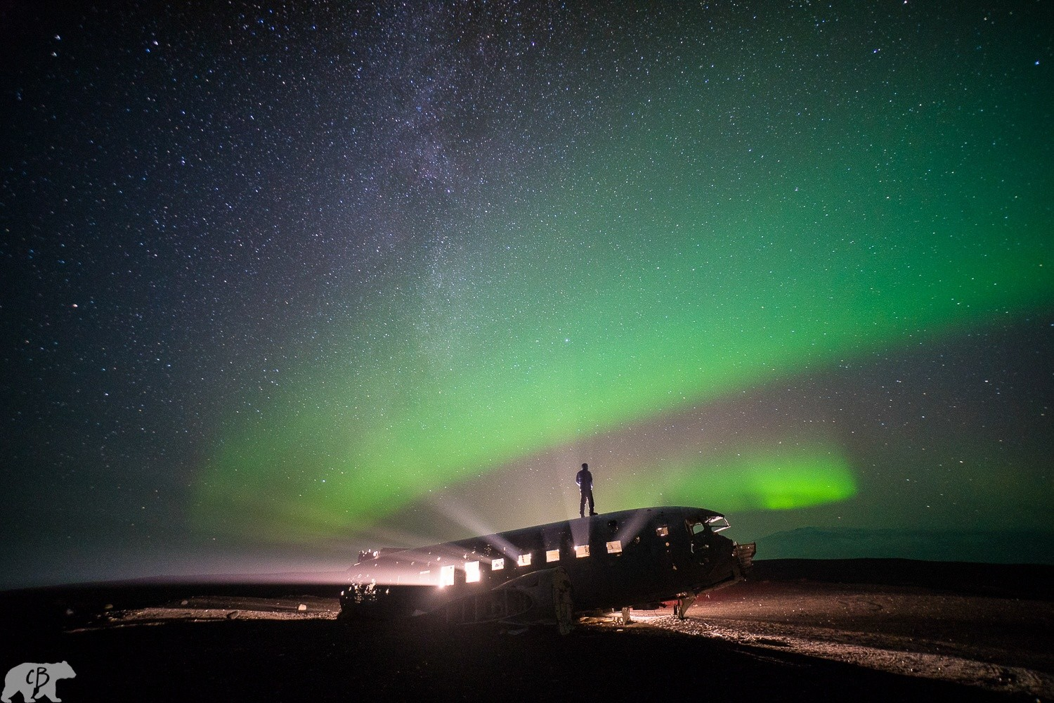 28 Stunning Self-Portraits Under The Northern Lights