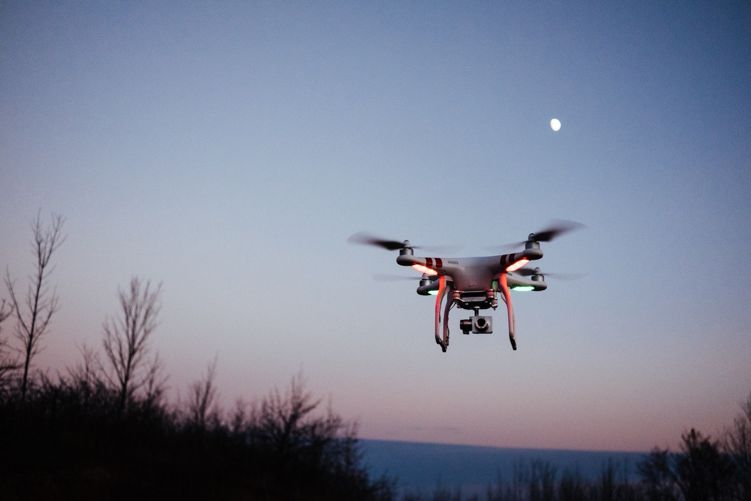 The 500px Team Takes The DJI Phantom Vision 2+ Drone Out For A Spin