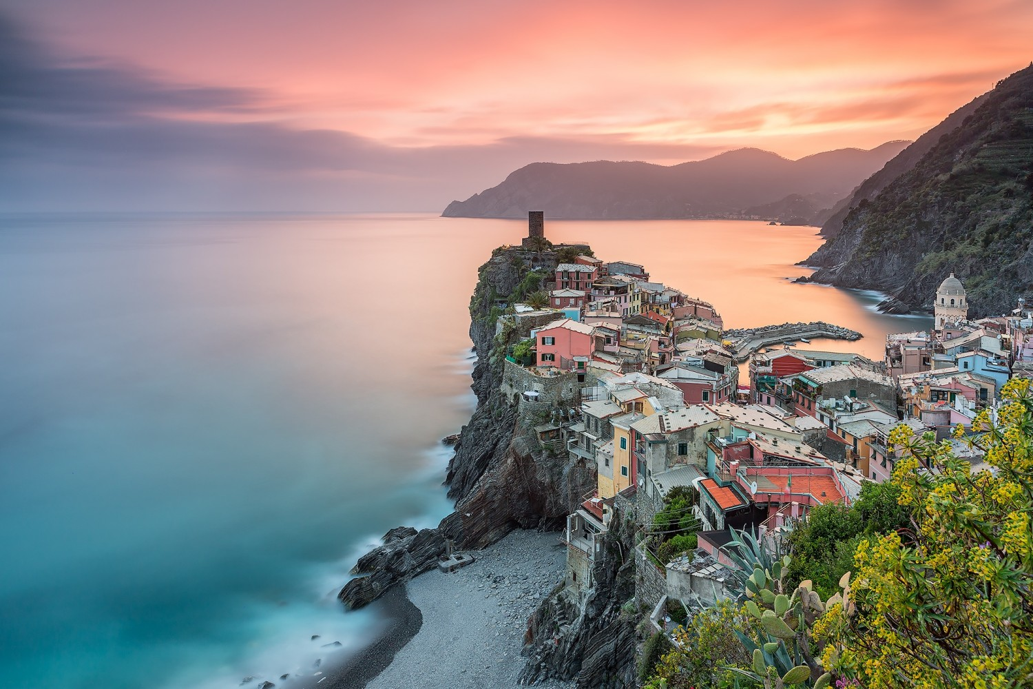 A Day In The Life Of Seascape Photographer Francesco Gola