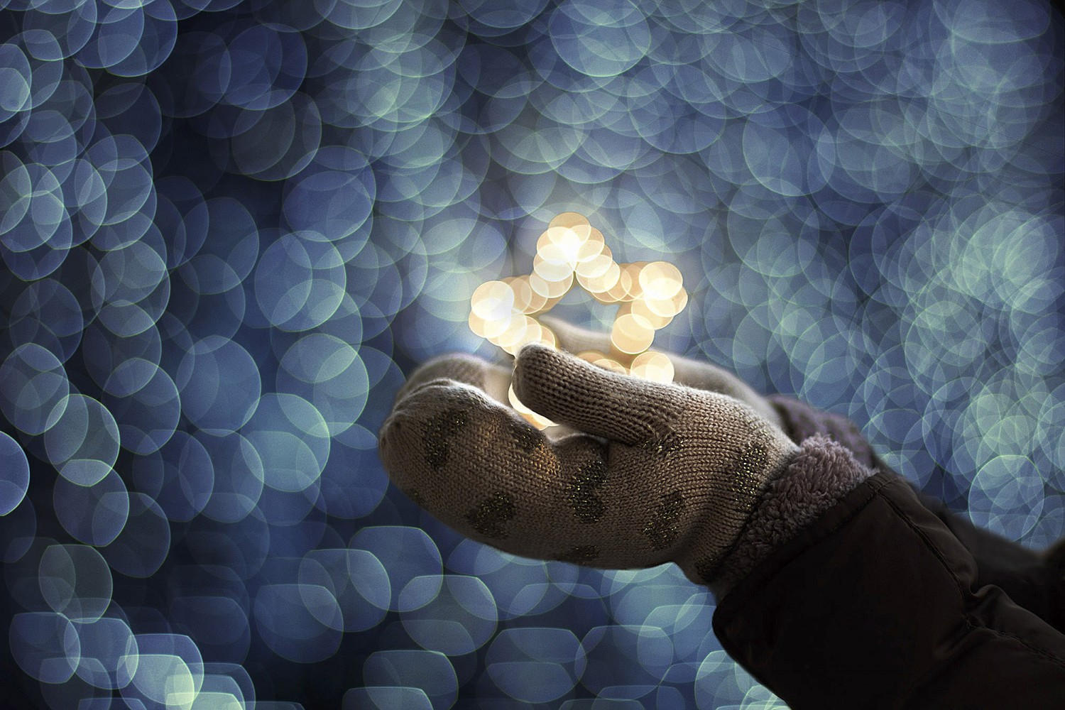 How To Create A Magical Holiday Bokeh Photo