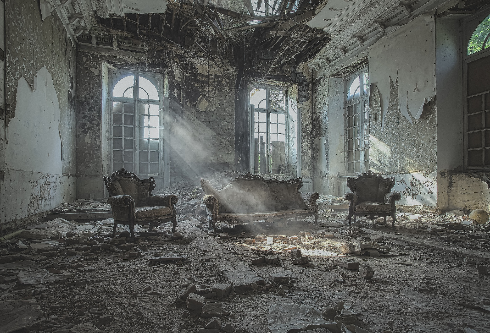 Best of 2014: Top 10 Urban Exploration Photos