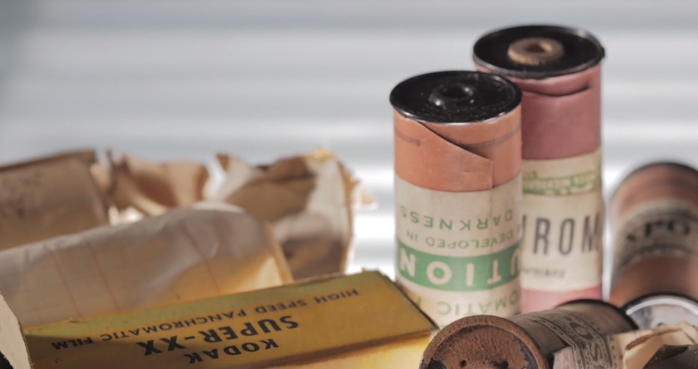 News Roundup: 31 Undeveloped Rolls of Film from WWII Rescued, Arkansas May Ban Drones, and More