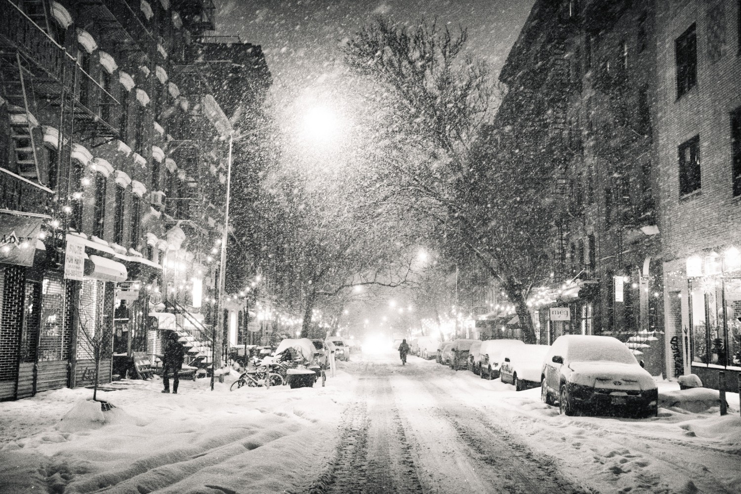 These 21 New York City Blizzard Pics Show What's In Store for the #Blizzardof2015