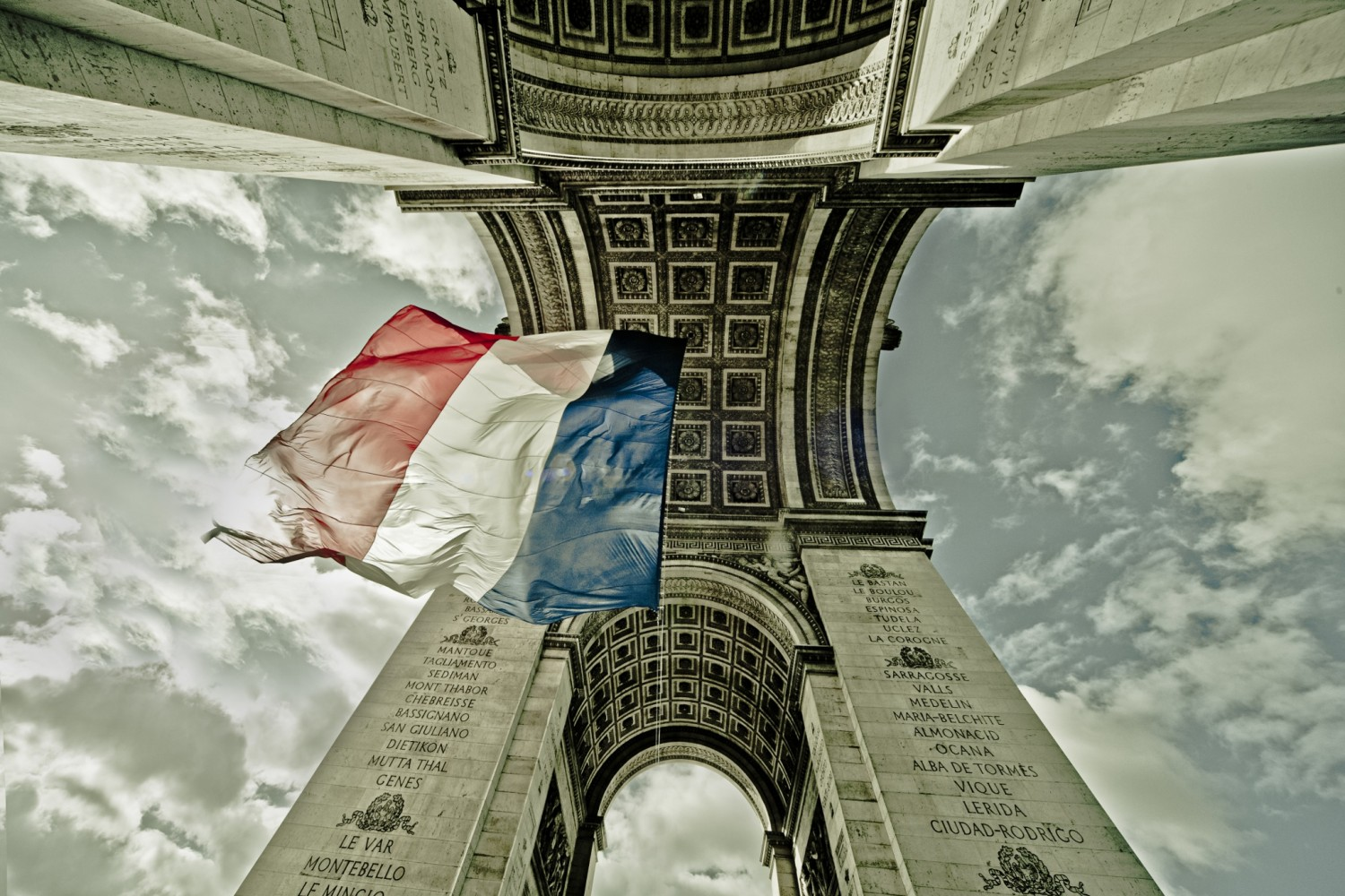 Prayers and Support for the People of Paris