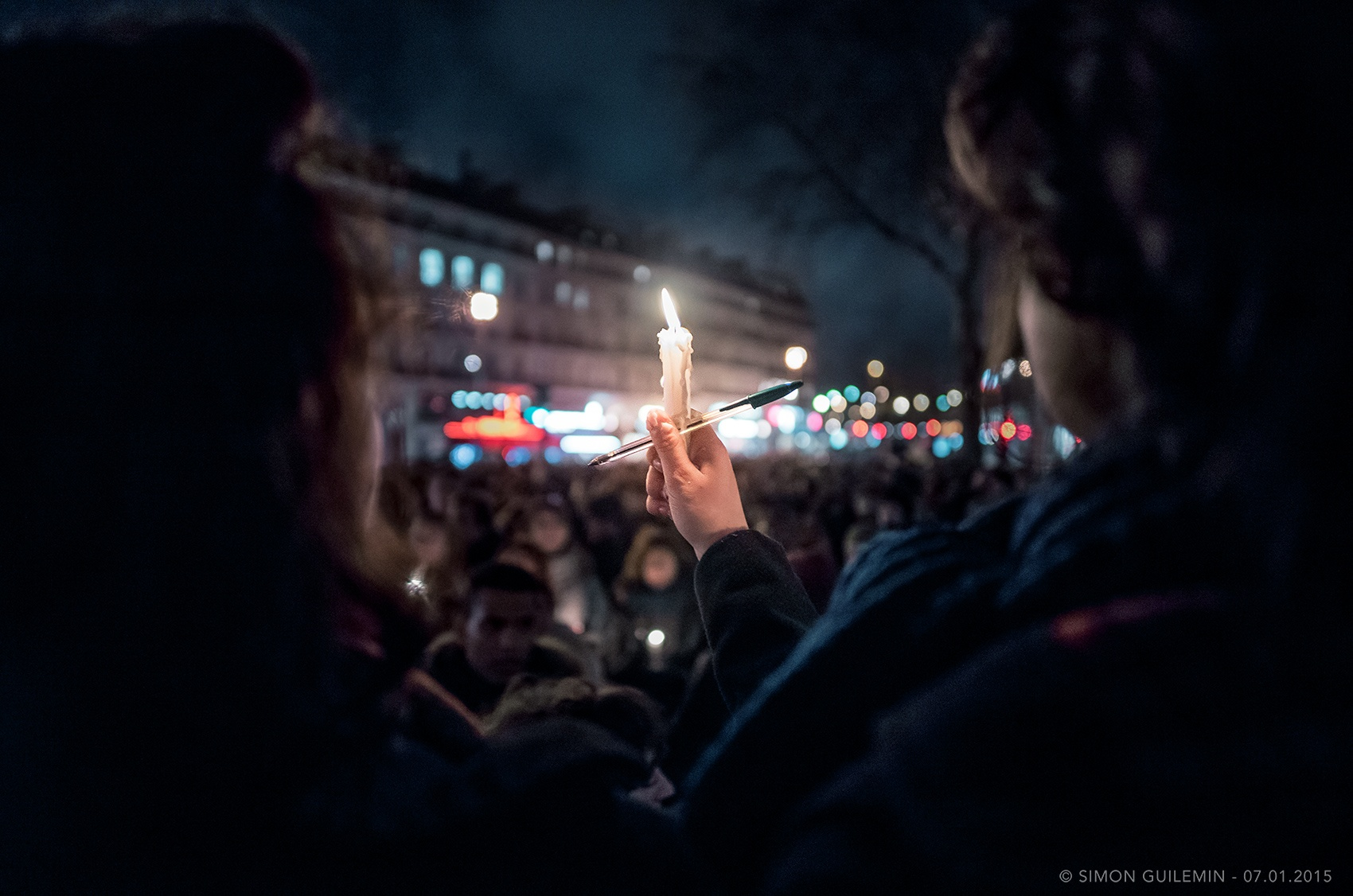 Je Suis Charlie: Powerful Photos of Solidarity Pour in from Around the Globe