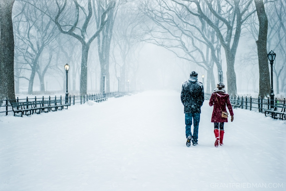 Three Photographers Braved NYC's 'Snowpocalypse' To Capture These Awesome Images