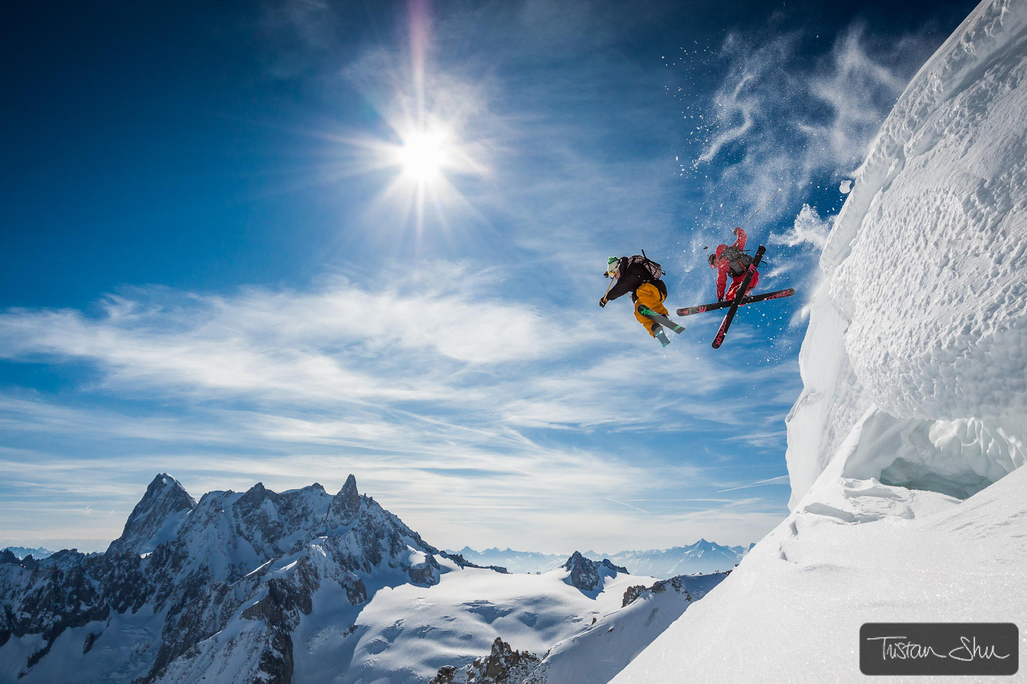 A Day in the Life of Extreme Action/Sports Photographer Tristan Shu
