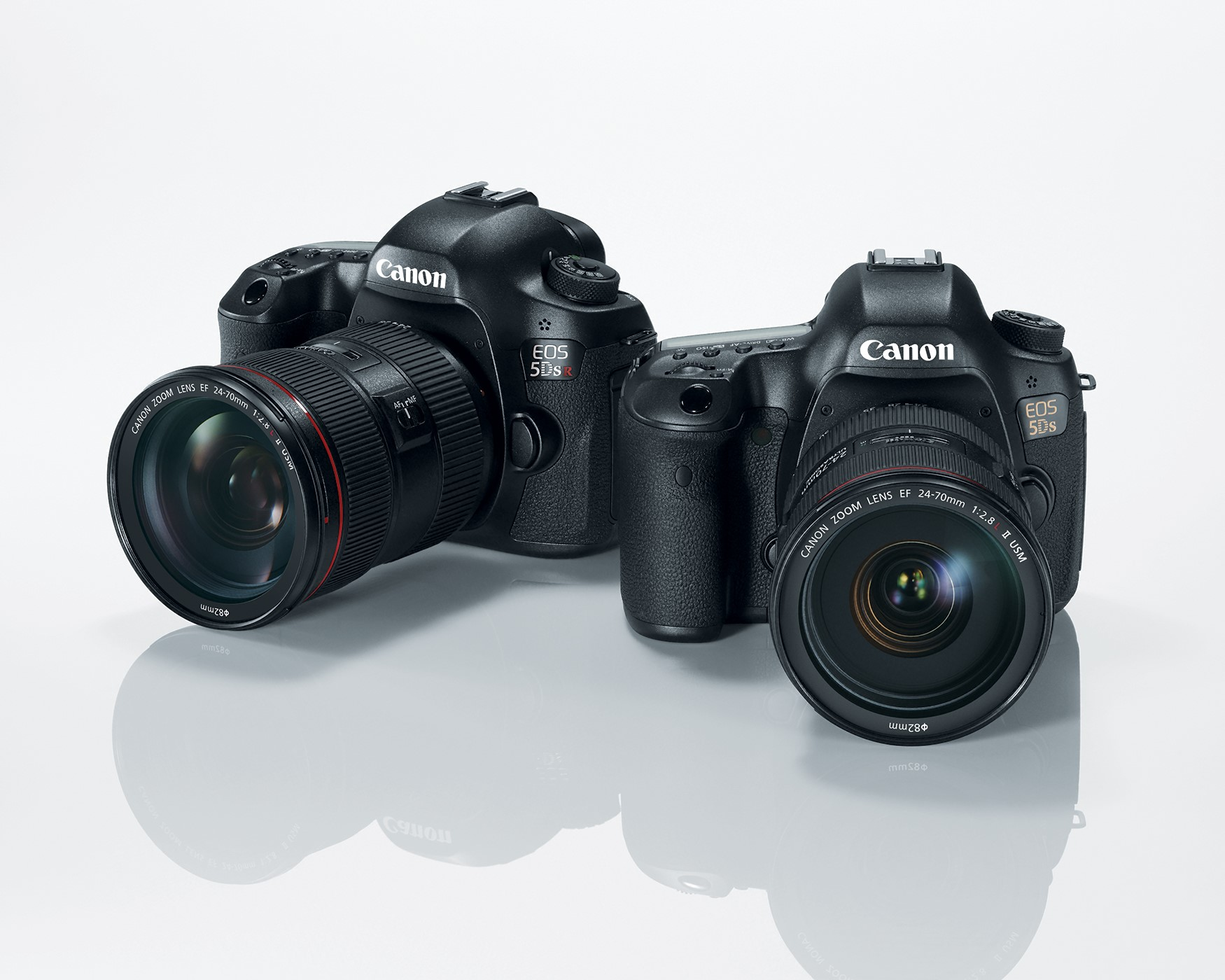 Say Hello to the 50MP Canon 5DS and 5DS R: The World's Highest Resolution Full-Frame DSLRs