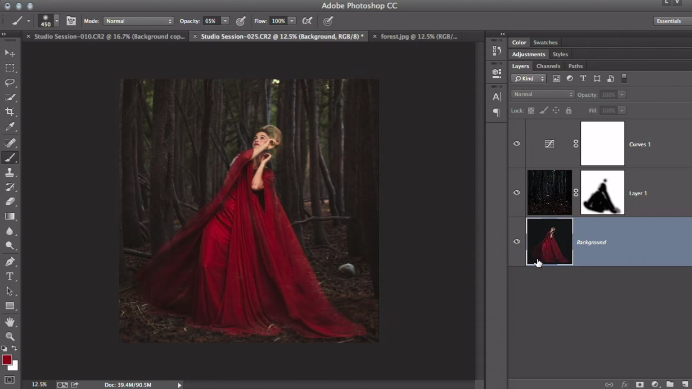 Video: How to Create a Fairy Tale Composite Photo in Under 6 Minutes