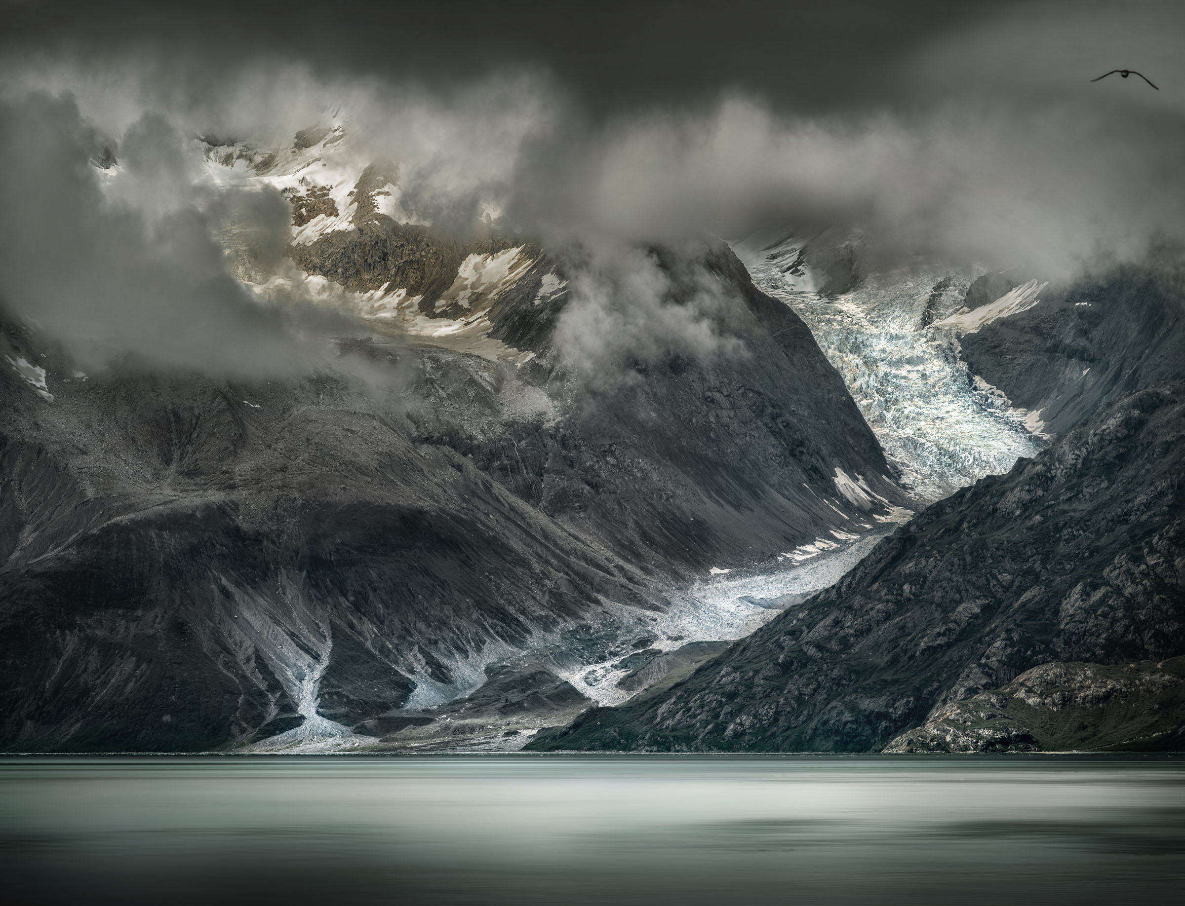 Cruising Glacier Bay: In Defense of Post-Processing