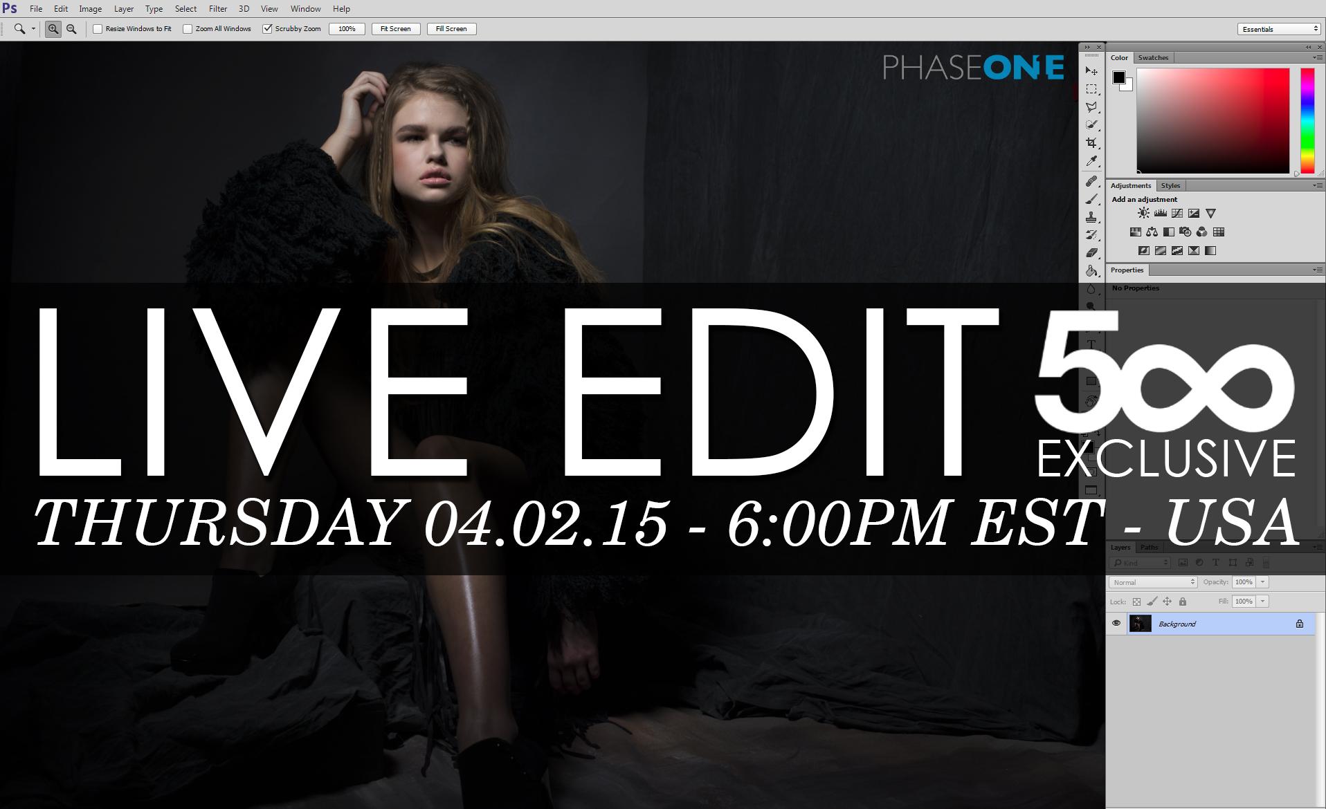 Live Edit