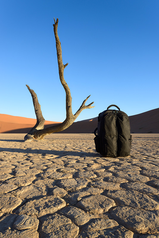 My Bataflae in Deadvlei, Namibia.