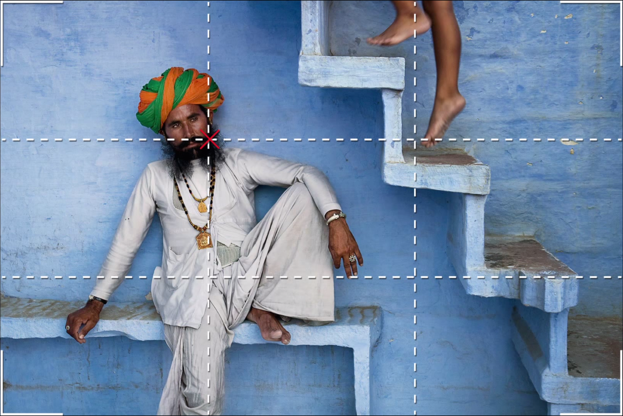 9 Fantastic Composition Tips Based On the Iconic Work of Steve McCurry