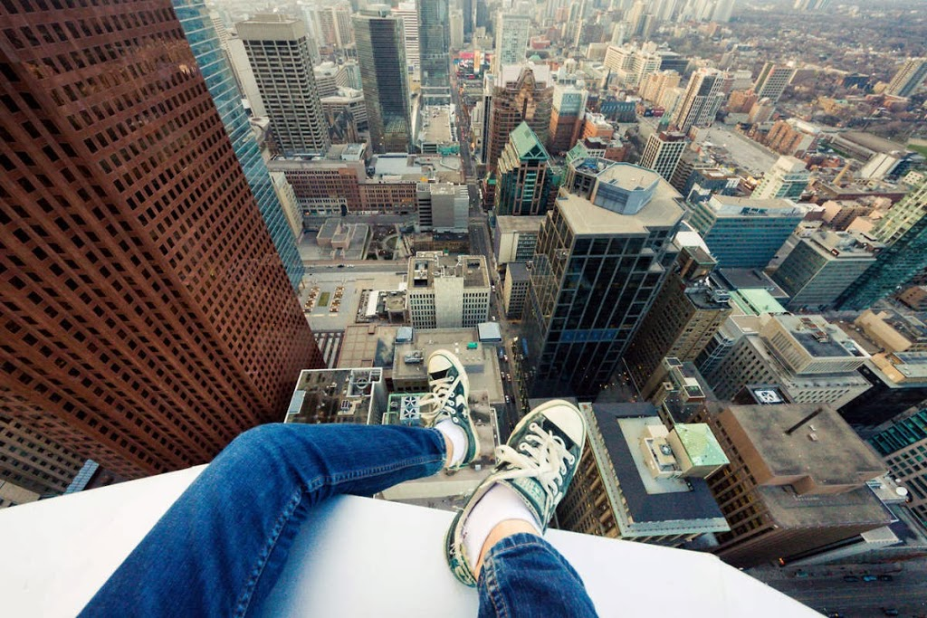 The Birth of 'Rooftopping': Tom Ryaboi & Almost (I'll make ya) Famous
