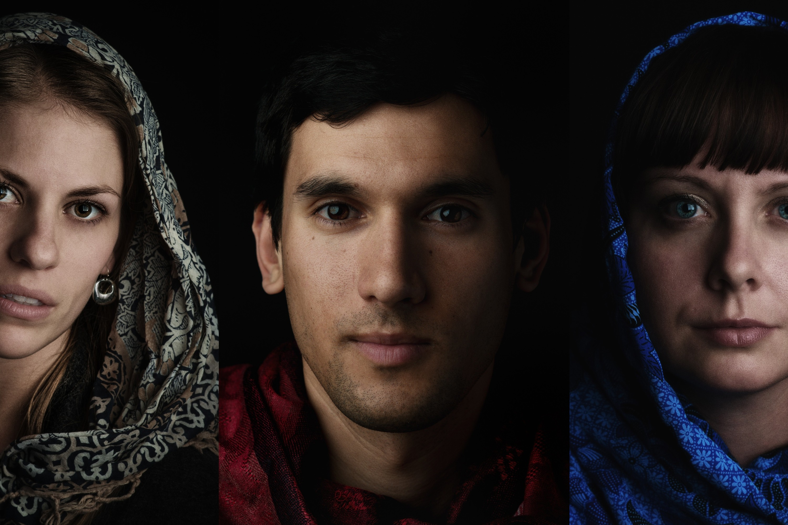 Tutorial: How to Capture Painterly Chiaroscuro Portraits