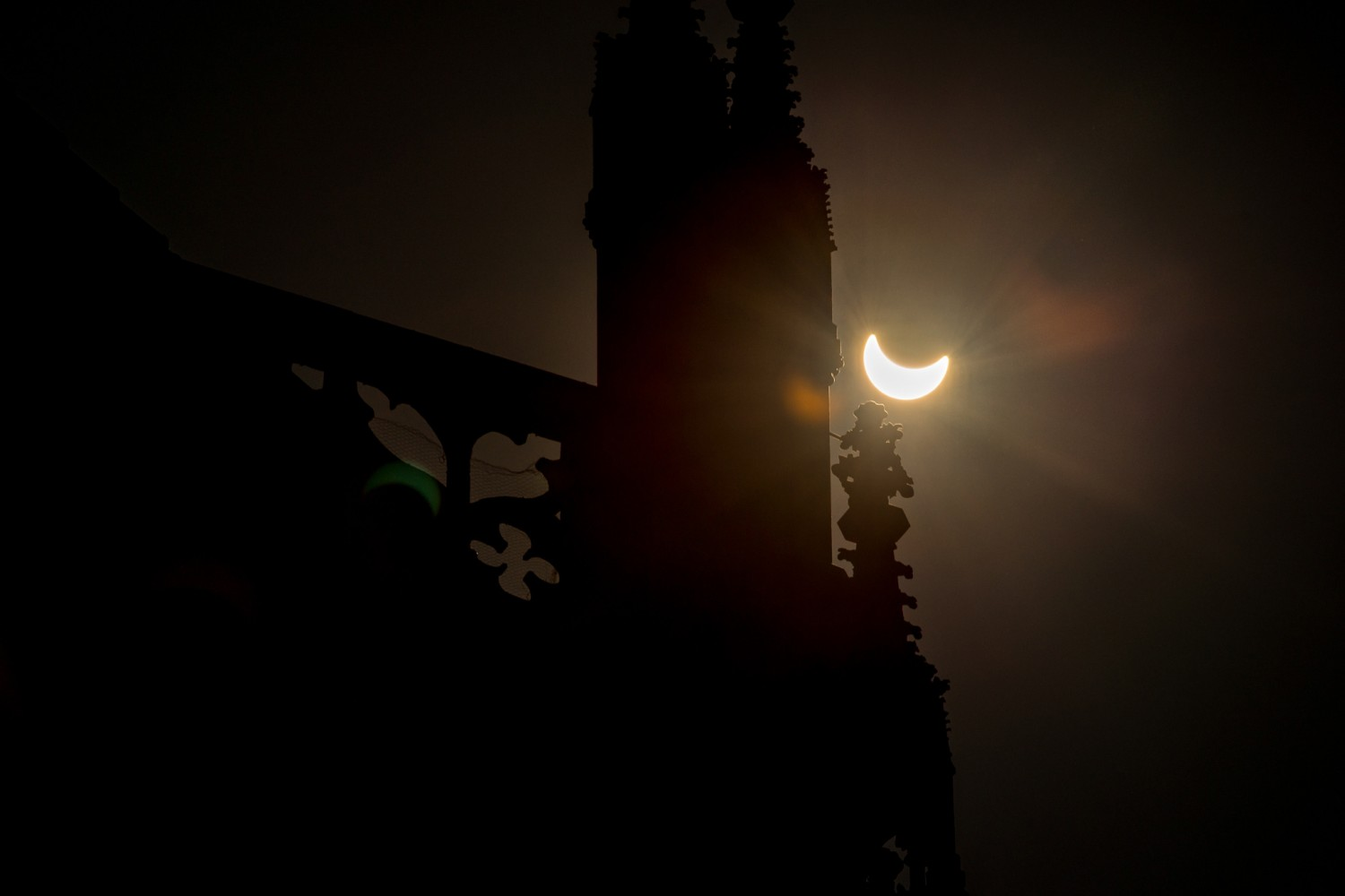 50 Photos of the March 20th Solar Eclipse Taken by 500px Users Around the World