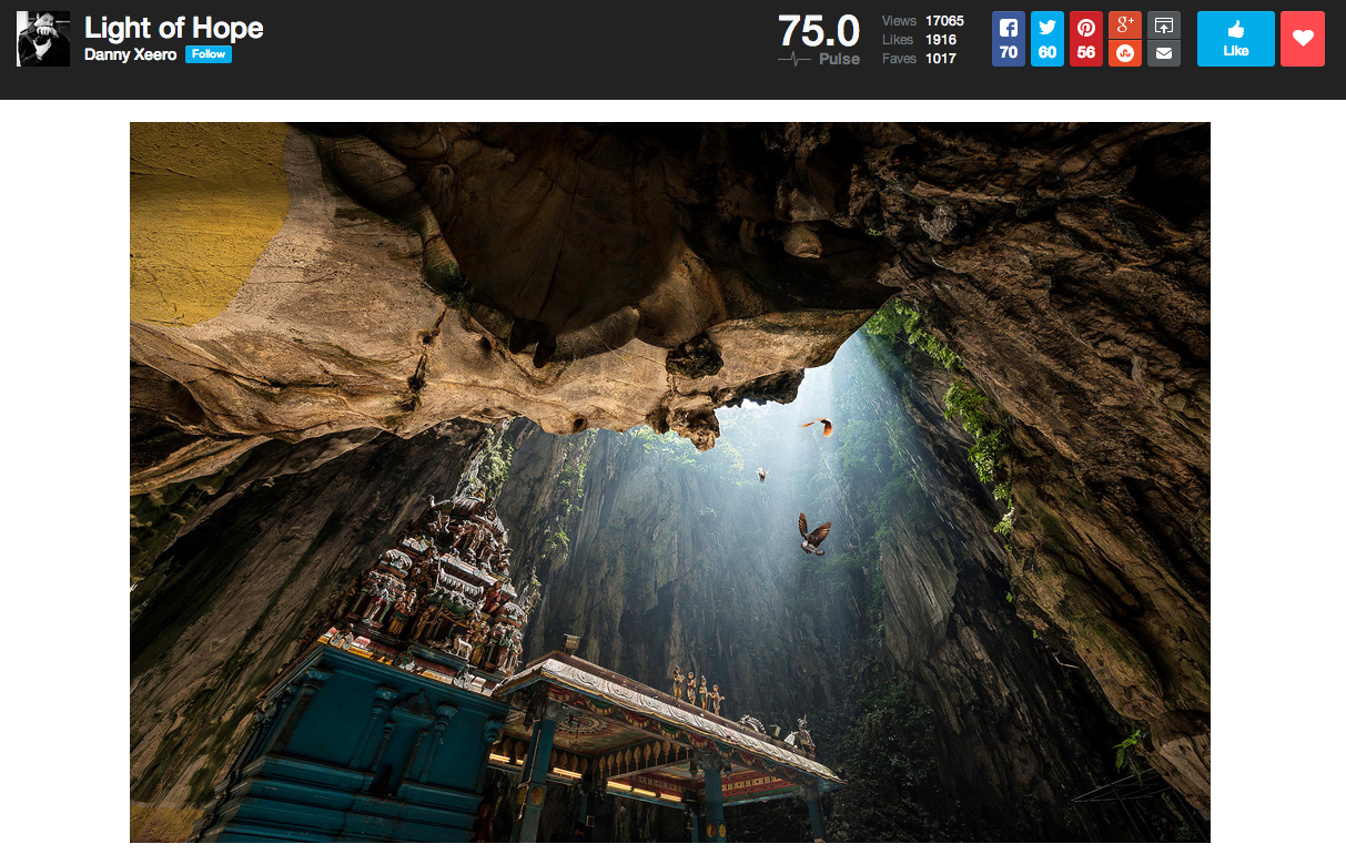 500px ISO Beautiful Photography Incredible Stories Announcing