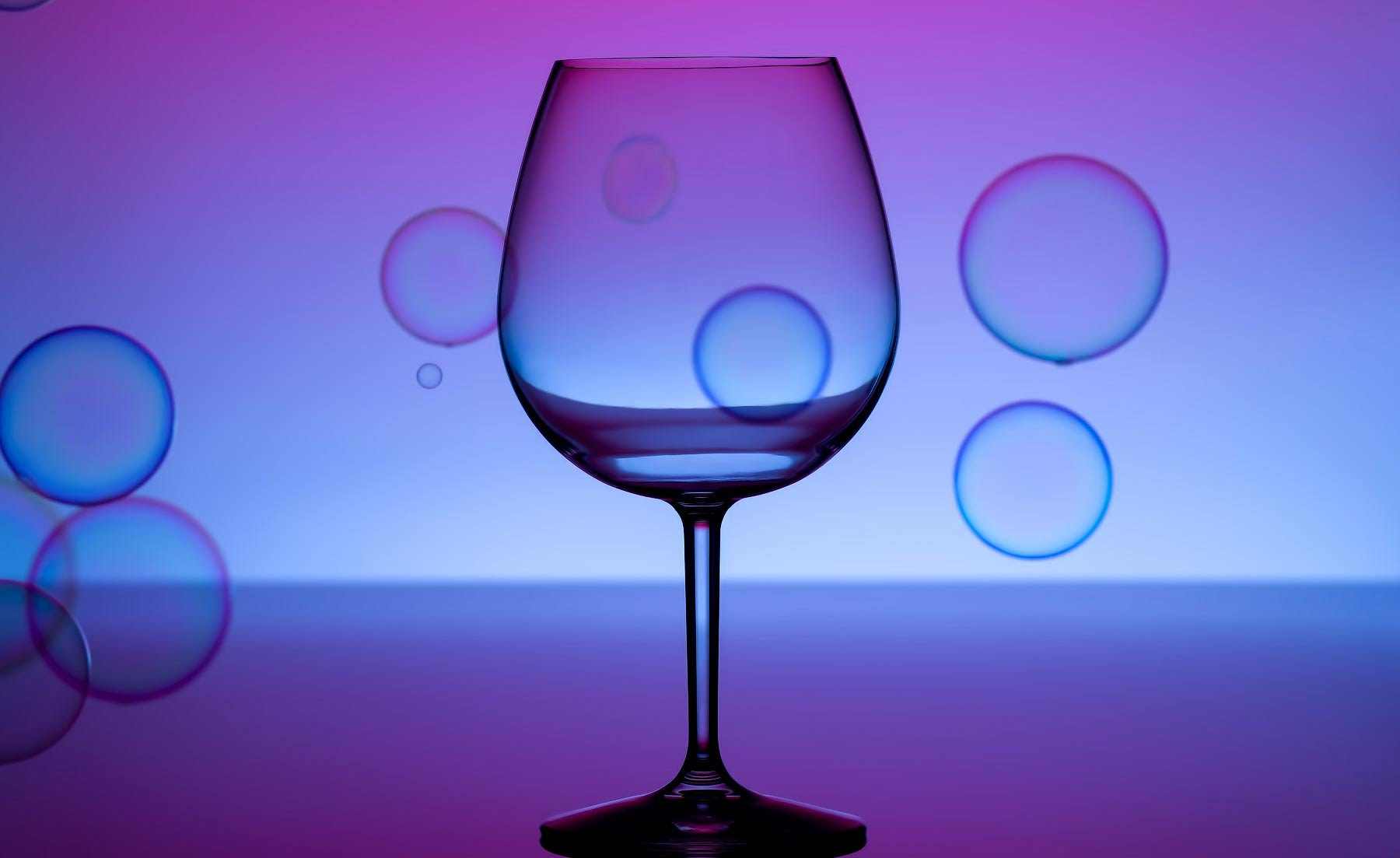 Colored Gels & Bubbles: A Fun Photo Idea to Try This Week