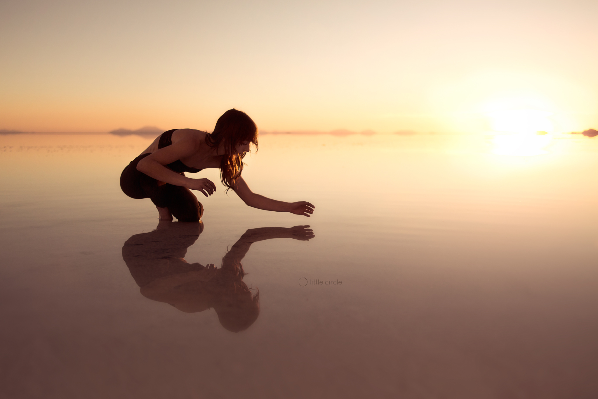 Photographing in the Largest Salt Desert on the Planet