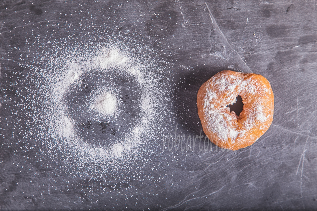 stock photography - donut