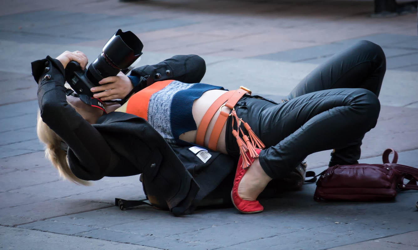 21 Photographers Doing Whatever It Takes to Get the Perfect Shot
