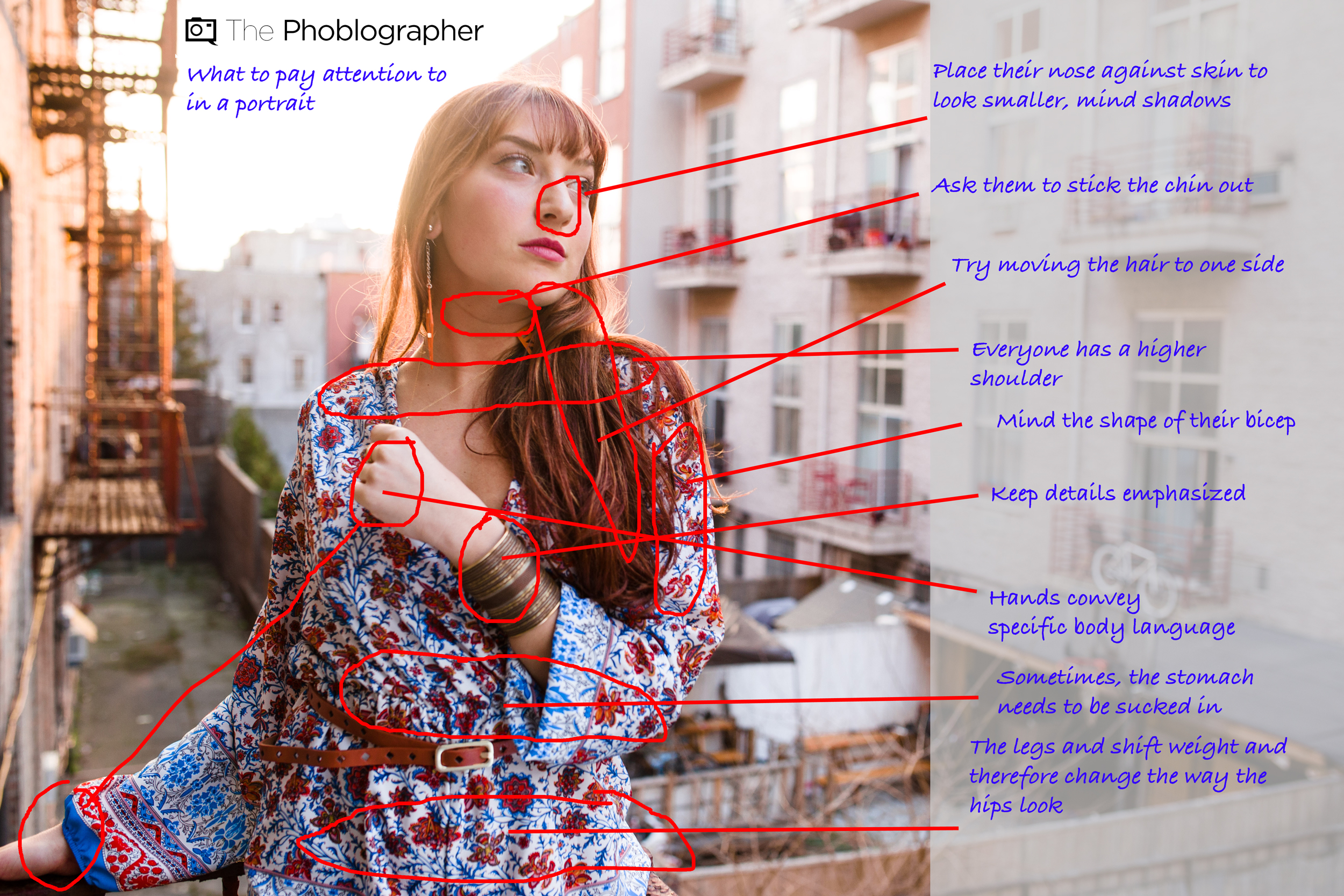 The-Phoblographer-What-to-Pay-Attention-to-in-a-Portrait-Infographic